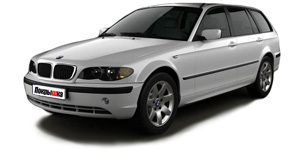 Диски Replica BMW 3 (E46) Touring 320i