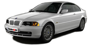 Диски Replica BMW 3 (E46) Coupe
