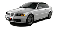 шины BMW 3 (E46) Coupe 1998-2006