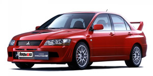 Диски Replica MITSUBISHI Lancer Evolution VII