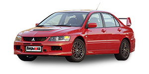 Диски Replica MITSUBISHI Lancer Evolution IX