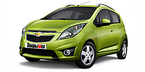 Диски Replica CHEVROLET Spark (new)