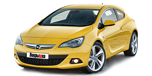 Диски Replica OPEL Astra J GTC Restyle
