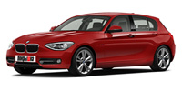 шины BMW 1 (F20-F21) Hatchback 2011-2014