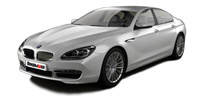 шины BMW 6 (F06) Gran coupe 2011-2015