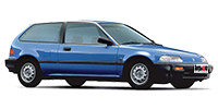 шины HONDA Civic (4) 1987-1991