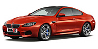 шины BMW M6 (F13) Coupe 2012-...