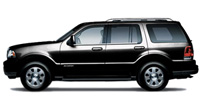 шины LINCOLN AVIATOR 2003-2005