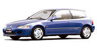 шины HONDA Civic (5) 1991-1995