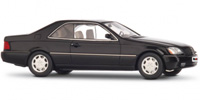 шины MERCEDES-BENZ CL (140) 1992-2000
