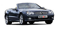 шины MERCEDES-BENZ SL (230) 2001-2008