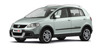 шины VOLKSWAGEN Cross Golf 2007-2015