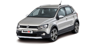 диски  VOLKSWAGEN  cross_polo