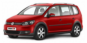 диски  VOLKSWAGEN  cross_touran