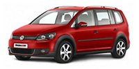 шины VOLKSWAGEN Cross Touran 2007-2015