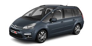 Диски Replica CITROEN C4 Picasso Grand