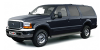 шины FORD Excursion 2000-2005