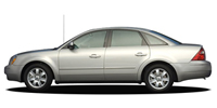 шины FORD Five Hundred 2005-2007