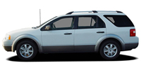 шины FORD Freestyle 2005-2007