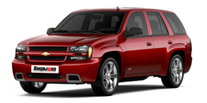 Диски Replica CHEVROLET TrailBlazer