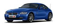 шины BMW Z4 (E86) Coupe 2006-2009