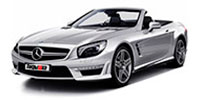шины MERCEDES-BENZ SL (231) 2011-2016