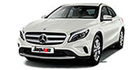 Диски для MERCEDES-BENZ GLA (156)