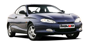 Диски Replica HYUNDAI Coupe (RD)