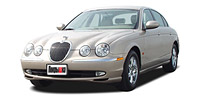 шины JAGUAR S-Type  1998-2007
