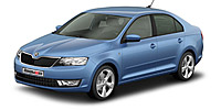 SKODA Rapid Spaceback  14–