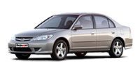 шины HONDA Civic (7) 2001-2006