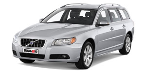 литые диски  VOLVO  v70-(3) D5
