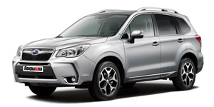 Диски Replica SUBARU Forester (4)