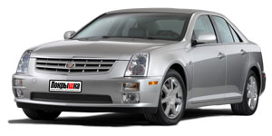 диски  CADILLAC  sts