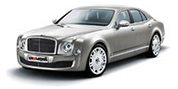 диски BENTLEY Mulsanne