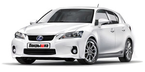 Диски Replica LEXUS CT