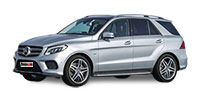 шины MERCEDES-BENZ GLE (166) 2015-...