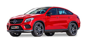 диски  MERCEDES-BENZ  gle-coupe