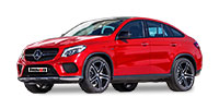 шины MERCEDES-BENZ GLE Coupe 2015 - ....