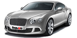 литые диски  BENTLEY  continental_gt_ii 6.0
