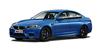 шины BMW M5 (F10) Facelift 2013-2017