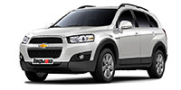 шины CHEVROLET Captiva I C140 Facelift 2011-2016