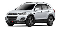 шины CHEVROLET Captiva II 2016-2018