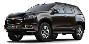 шины CHEVROLET  trailblazer_ii