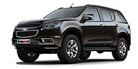 шины CHEVROLET TrailBlazer II 2012-2016