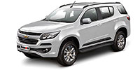шины CHEVROLET TrailBlazer II Facelift 2016-...