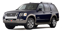 шины FORD Explorer IV 2005-2010