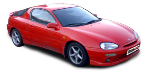Диски Replica MAZDA MX-3 (EC)