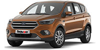 диски FORD Kuga II Restyle