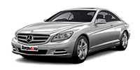 шины MERCEDES-BENZ CL (216) Restyle 2010-2014